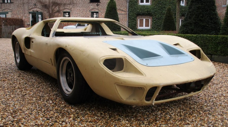Ford Gt40 Replica Sold Mecanic Imports